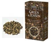 GREEN A ŽENŠEN - zelený čaj s ženšenem, 70g