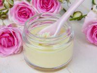 100% Bio karité bambucké máslo růže