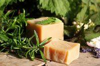 BLONDÝNKA Přírodní šampon pro vitalitu světlých vlasů, 50g