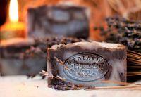 ČOKOLÁDOVÁ LEVANDULE Jemné kakaové mýdlo, 100g