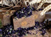 Antibakteriální mýdlo přírodní propolis mateřídouška
