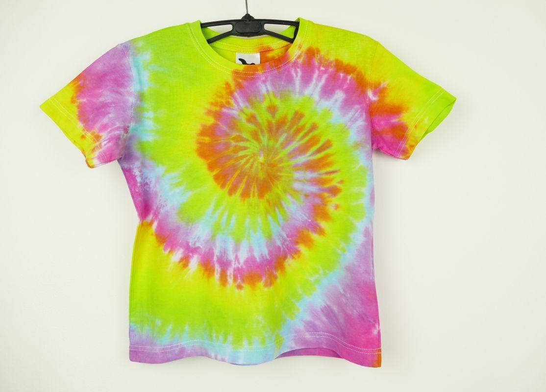 Dětské tričko pastelové