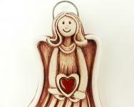 Andělka keramická