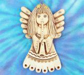 Andělíček keramika