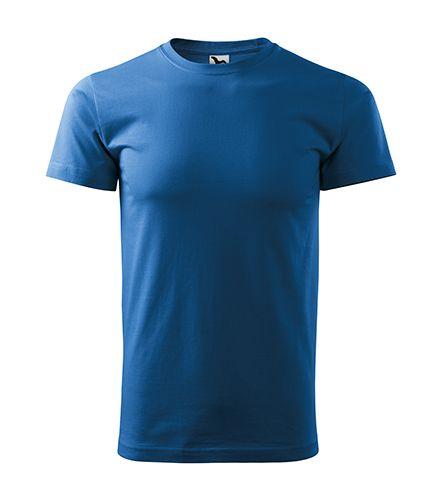 Modré tričko pánské