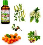 Směs léčivých bylin VENAFIT tinktura, 50ml