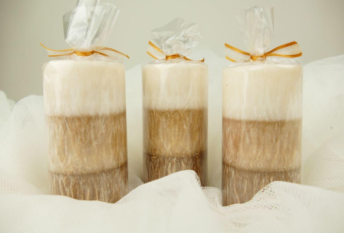 Vonná svíčka kokos