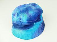Modrý dětský klobouček
