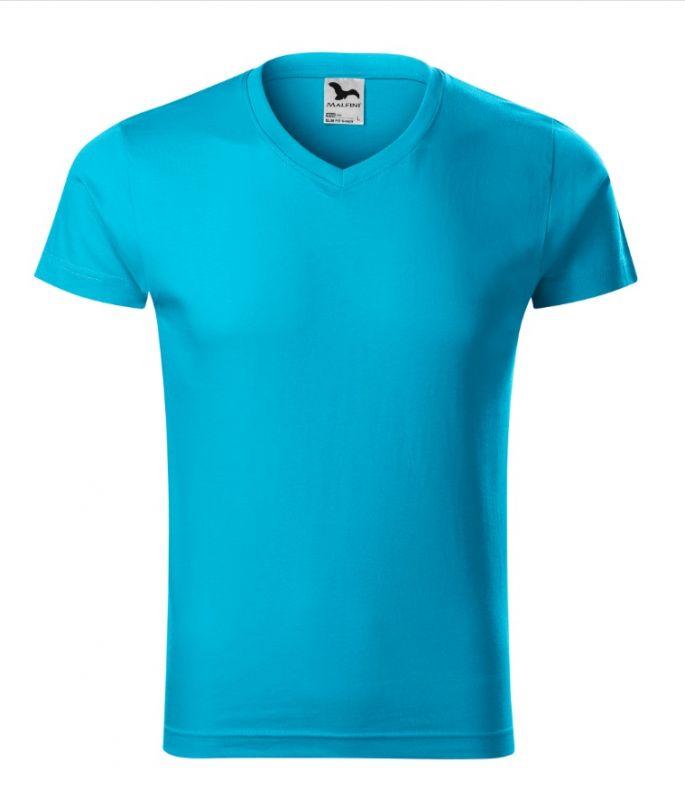 Pánské tričko Véčko Fit RŮZNÉ BARVY Malfini