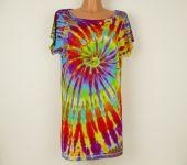 Dámské dlouhé tričko (šaty) ŠAMANKA, L