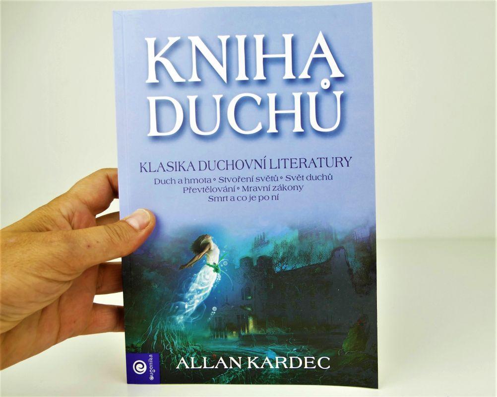 Kniha duchů Allan Kardec