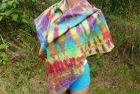 Pareo velký šátek Šamanka