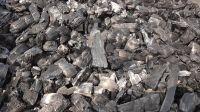 Pyramidové ohniště - dřevěné uhlí, biouhel, PRAuhel