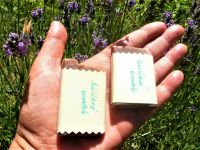 Přírodní mýdlo Levandule vzorek