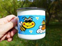 Hrneček plecháček Včelky