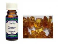 100% Esenciální olej JANTAR, 5ml