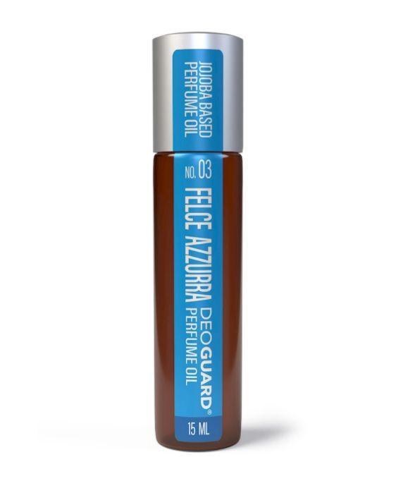 Přírodní olejový parfém Felce Azzurra