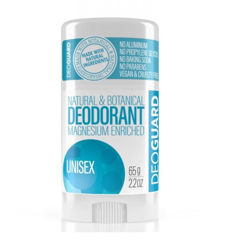 Přírodní tuhé deodoranty s hořčíkem