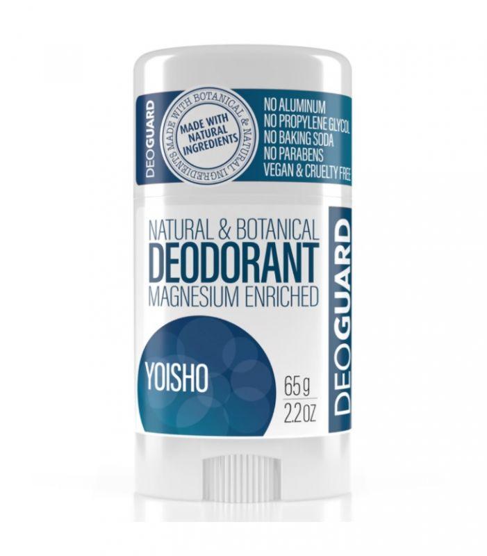 Přírodní deodorant s hořčíkem