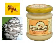APIGLUKAN Včelí med s Beta-glukanem, 250g