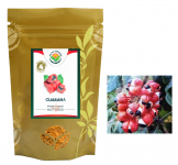 GUARANA - mletý plod (sušený nepražený), 100g
