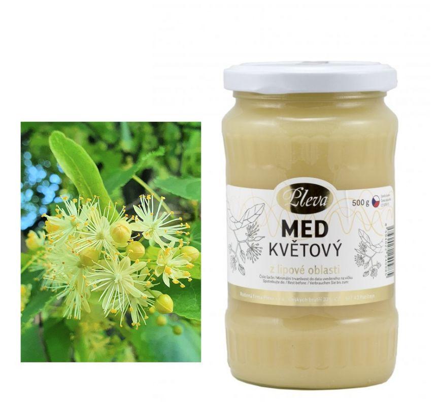 Včelí med lipový