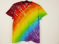 Batikované tričko DUHA SPIRIT, L