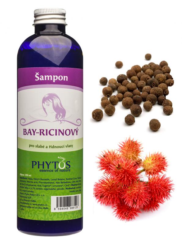 Bay Ricinový šampon přírodní