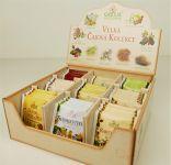 VELKÁ ČAJOVÁ KOLEKCE Devět druhů čajů v krabici