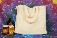 Velká nákupní taška bavlna
