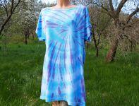 Dámské dlouhé tričko (šaty) BLANKYT, XL