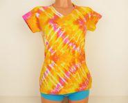 Dámské tričko batika
