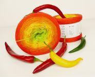 Vlna chilli papričky