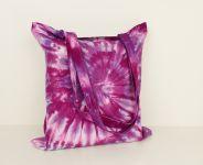 Látková nákupní taška batika