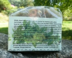 Máta a zelený jíl - čistící bylinné mýdlo, 100g ERDÉ
