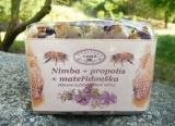 Přírodní mýdlo s propolisem
