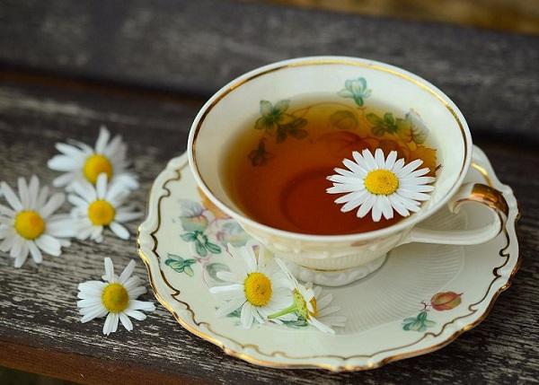 Kvalitní bylinkový čaj
